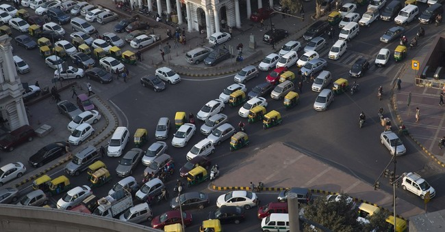 Plan to clean New Delhi's air may fizzle as auto rules eased