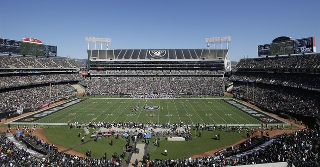 Raiders could be saying goodbye to Coliseum