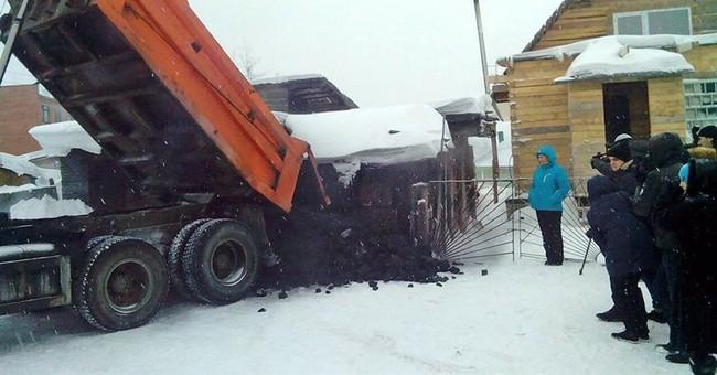 Siberia's novel reward for shedding the pounds _ coal