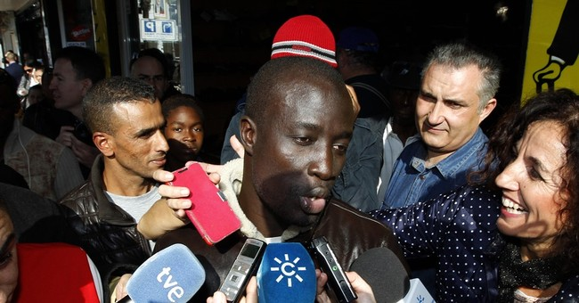 African migrants hit it big in Spain Christmas lottery