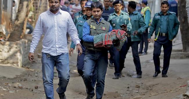 Bangladesh police arrest 7 suspected militants, find bombs
