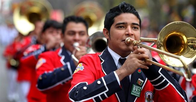 Guatemala band can't get visas for Rose Parade