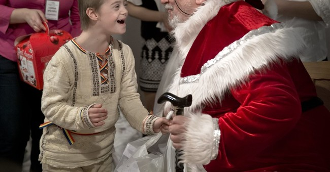 AP PHOTOS: Event challenges Down syndrome stigma in Romania