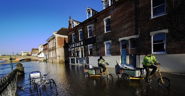 UK plans rare Christmas emergency session due to flooding