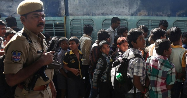 Police rescue hundreds of child workers in southern India