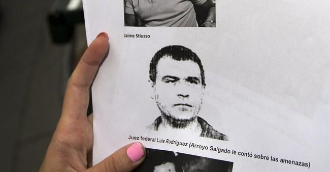 Argentina calls ex-spy chief to testify in prosecutor death