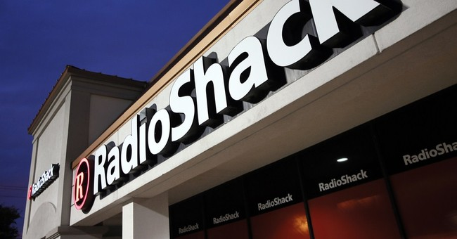 Sprint to set up shop as RadioShack files for bankruptcy