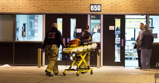 2 boys recovering from shooting outside Maryland high school