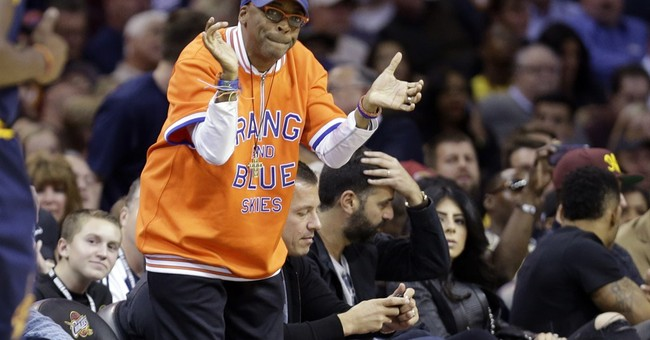 Spike Lee goes from director to coach for NBA All-Star