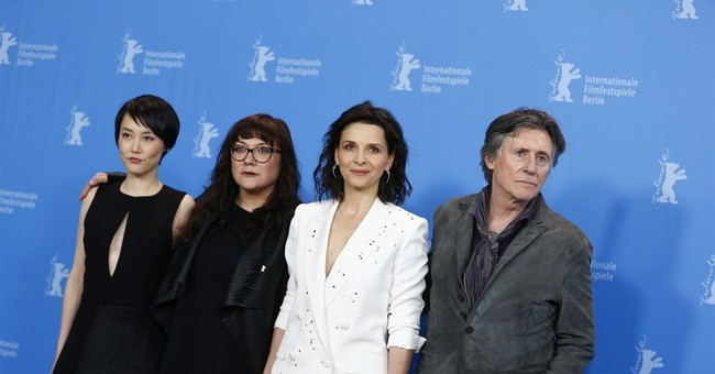 Berlin fest kicks off with Juliette Binoche in Arctic role