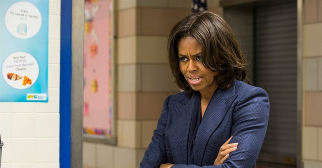 Michelle Obama announces funding to fight childhood obesity