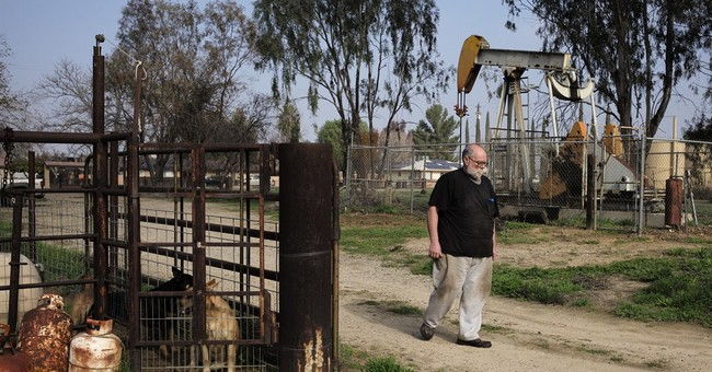 California permitted oilfield discharge in protected water
