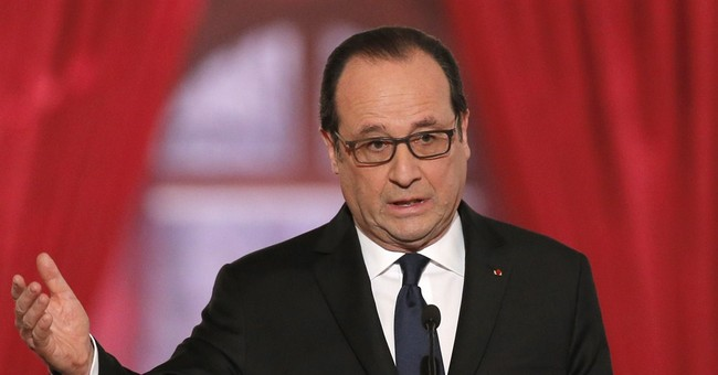 French, German leaders push new peace plan for east Ukraine