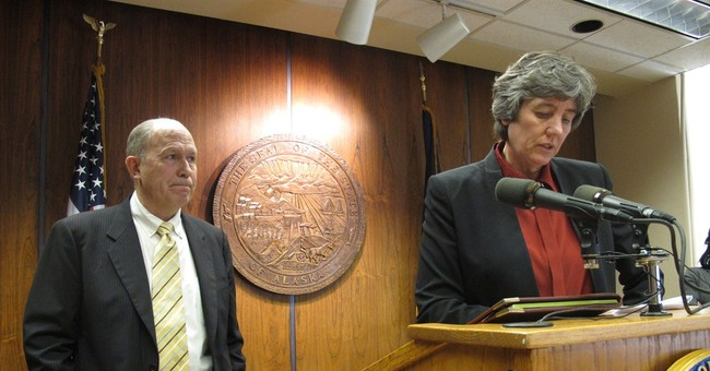 Alaska governor proposes state job cuts as oil prices plunge