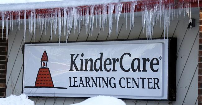 KinderCare requiring measles shots for infants' caregivers