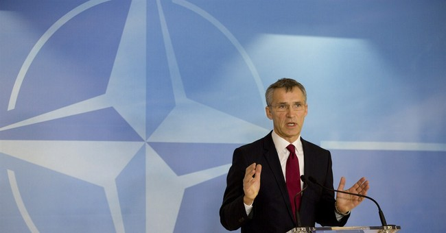 NATO beefs up response force to face Russia, Islamic threats