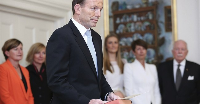 Australia's polarizing prime minister faces political crisis