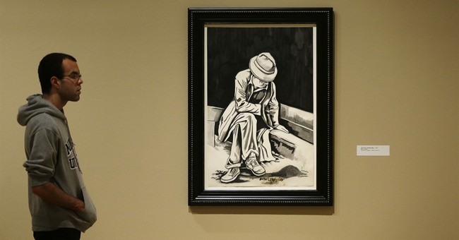 Exhibit captures evolving styles of Harlem-born Norman Lewis