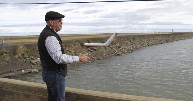 Damage from sinking land costing California billions