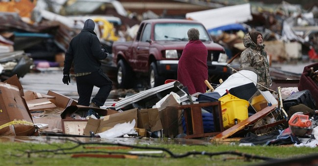 Latest: Sheriff says 4 soldiers among Missouri flood victims
