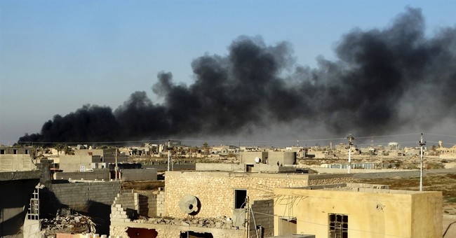 IS puts up heavy fight to slow Iraqi troop advance on Ramadi
