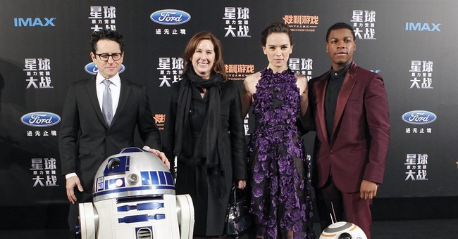 'Force Awakens' becomes fastest movie to $1 billion