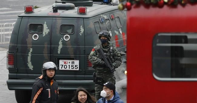 China's legislature OKs controversial anti-terrorism law