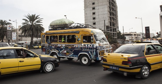 Senegal to phase out its car rapides, colorful transport