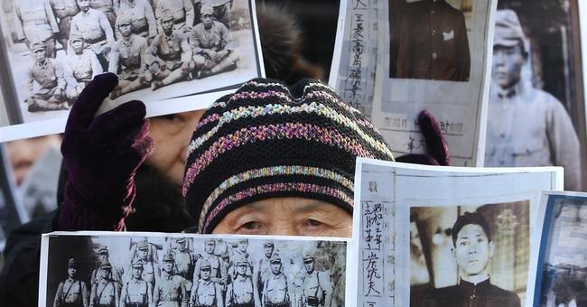 South Korea, Japan hold talks on wartime Korean sex slaves