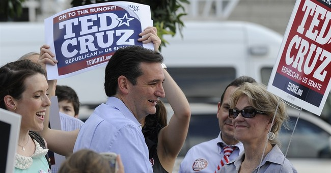 Cruz taps evangelicals, tea partiers to fuel campaign