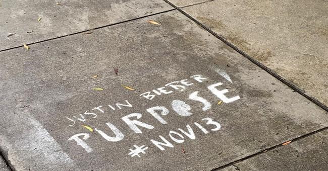 San Francisco demands help investigating Bieber graffiti