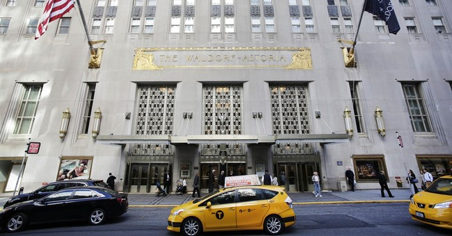 Major NYC hotels pledge to cut greenhouse gas emissions