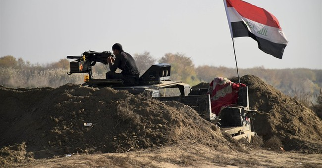 Iraqi troops advance in Ramadi, pockets of IS remain