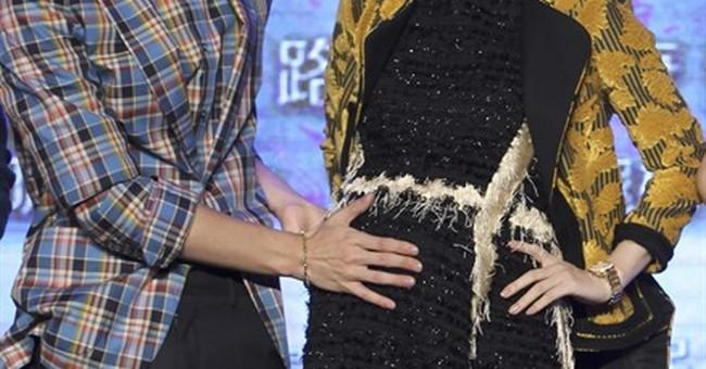 Chinese actress Zhang Ziyi gives birth to baby girl