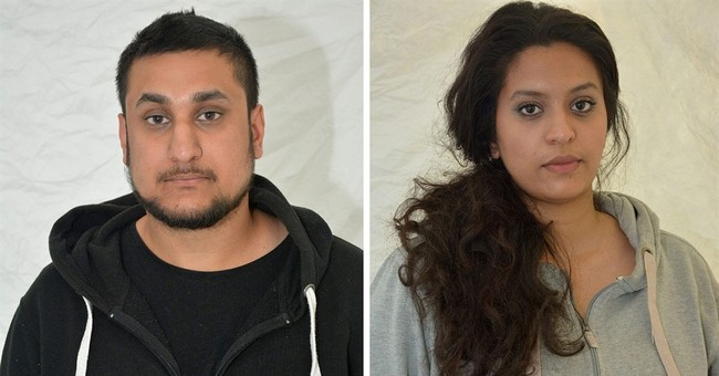 UK husband and wife imprisoned for planning London bombing
