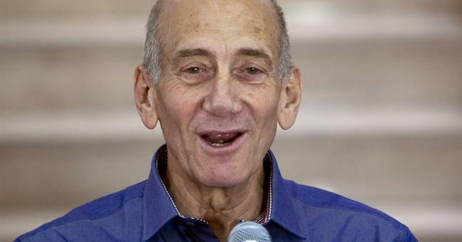 A look at former Israeli Prime Minister Ehud Olmert's career