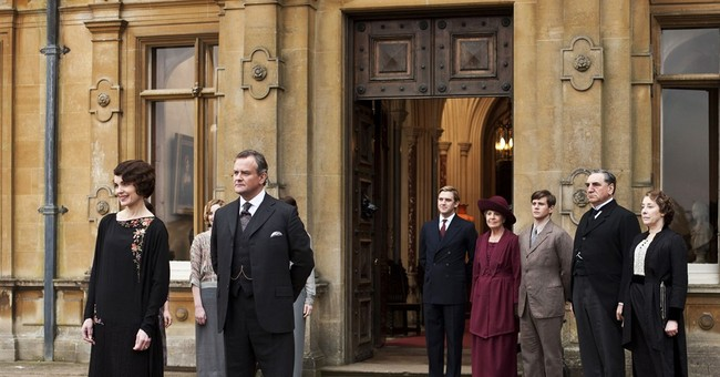 Jim Carter serves 'Downton Abbey' as its beloved butler