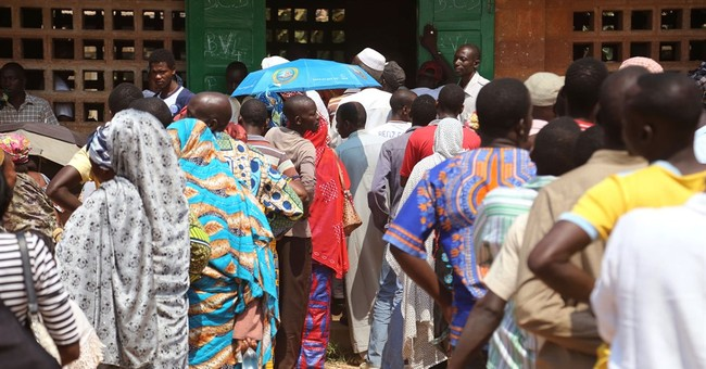 Ballots counted after pivotal C. African Republic election