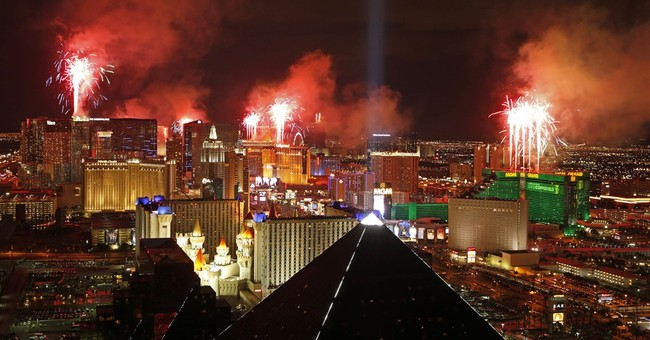 Security gets boost for New Year's Eve in Las Vegas