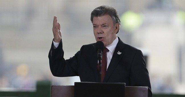 Colombia's president looks ahead to White House meeting