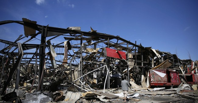 Saudi Arabia says Bahraini pilot survives F-16 jet crash