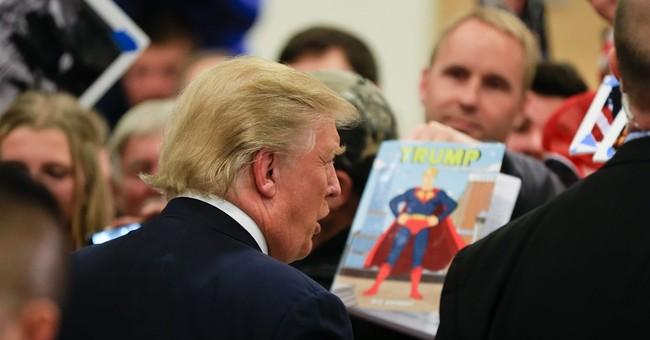 Donald Trump is not a fan of pump hairspray