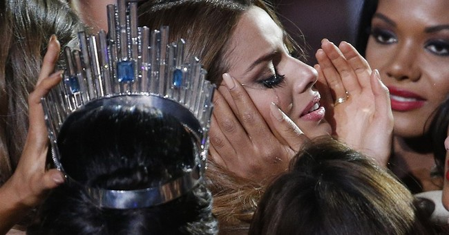 Miss Colombia calls Miss Universe mix-up a humiliation