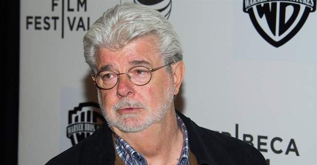 George Lucas apologizes for calling Disney 'white slavers'