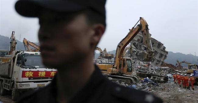 Authorities in China arrest 11 in deadly landslide