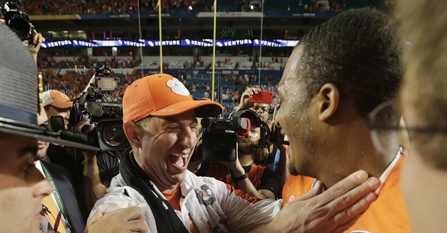National title race is down to 2 teams: Alabama vs Clemson
