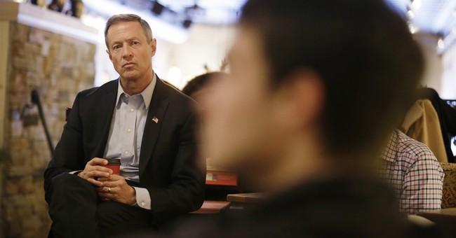 Democrat O'Malley fails to qualify for Ohio's primary ballot