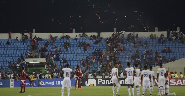 Equatorial Guinea fined $100K for crowd violence