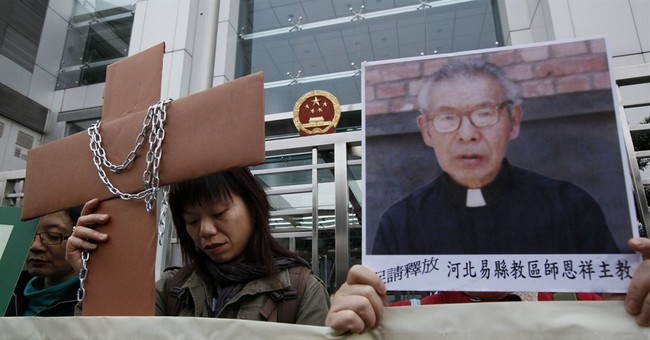 Catholic bishop detained in China for past 14 years has died