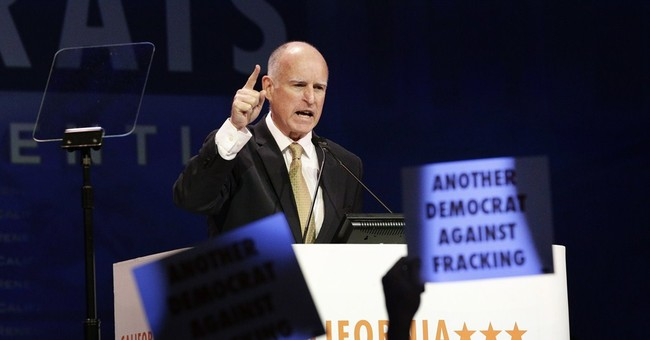 Fracking puts California governor, environmentalists at odds